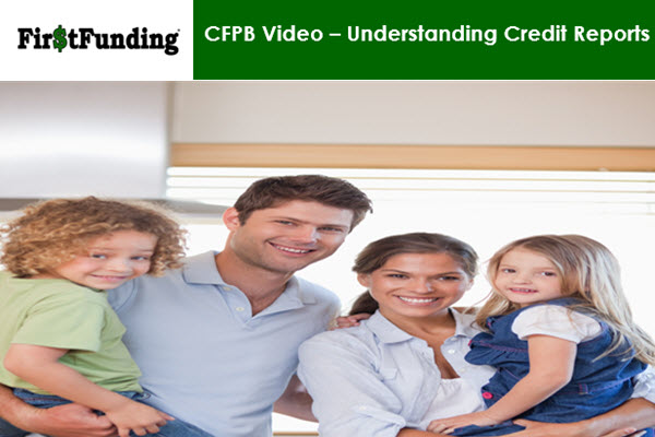 CFPB - Understanding Credit Reports & Scores course image