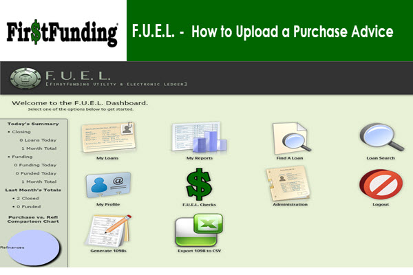 FUEL - How to Upload a Purchase Advice course image