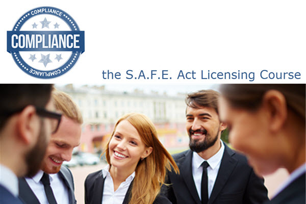 The SAFE Act Licensing Course course image