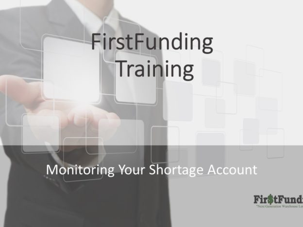 FUEL - Monitoring Your Shortage Account course image