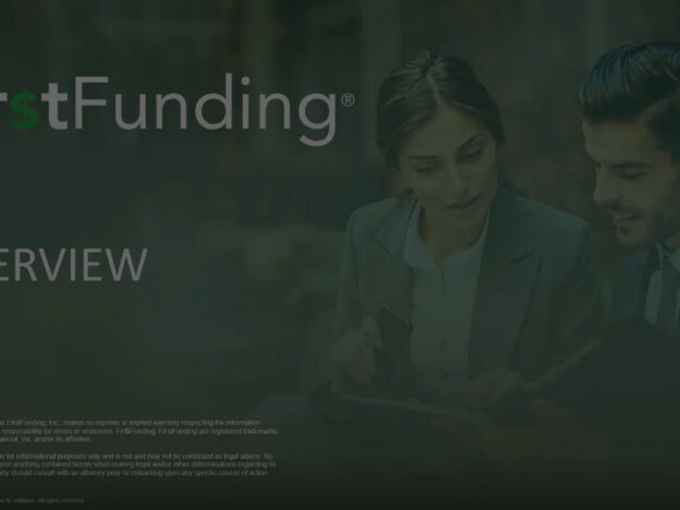 FirstFunding Overview Training 2020 course image